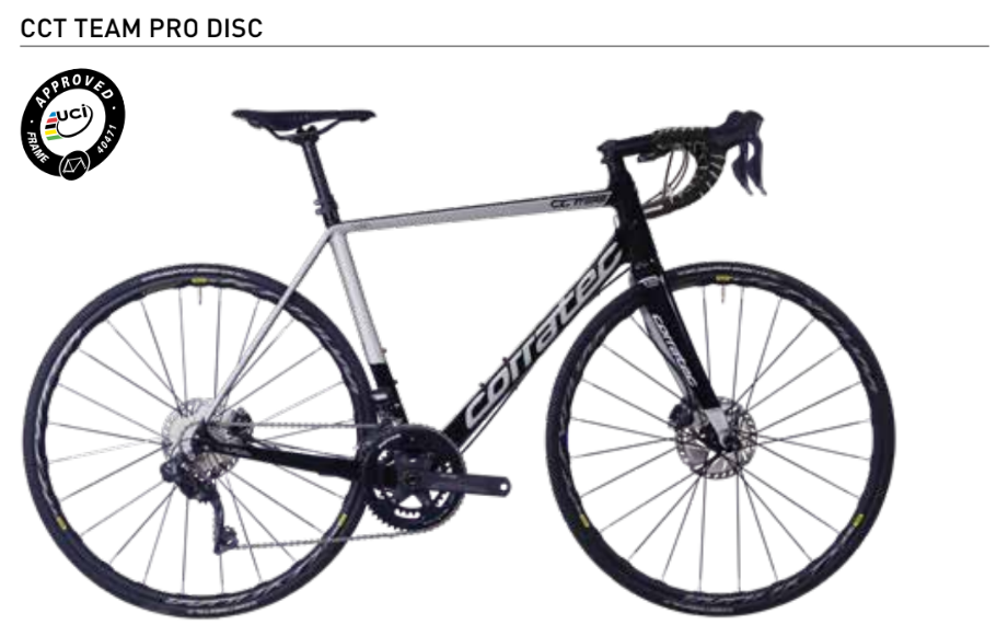 Corratec CCT Evo Team PRO Disc