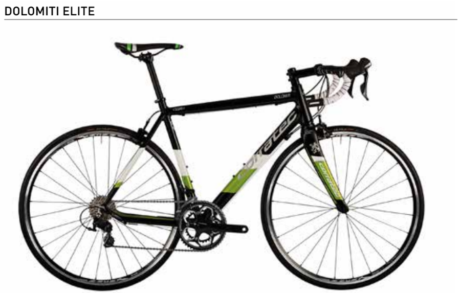 Corratec Dolomiti Elite