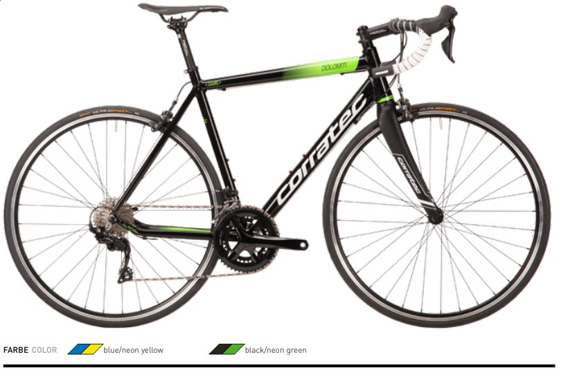 Corratec Dolomiti Elite 2020
