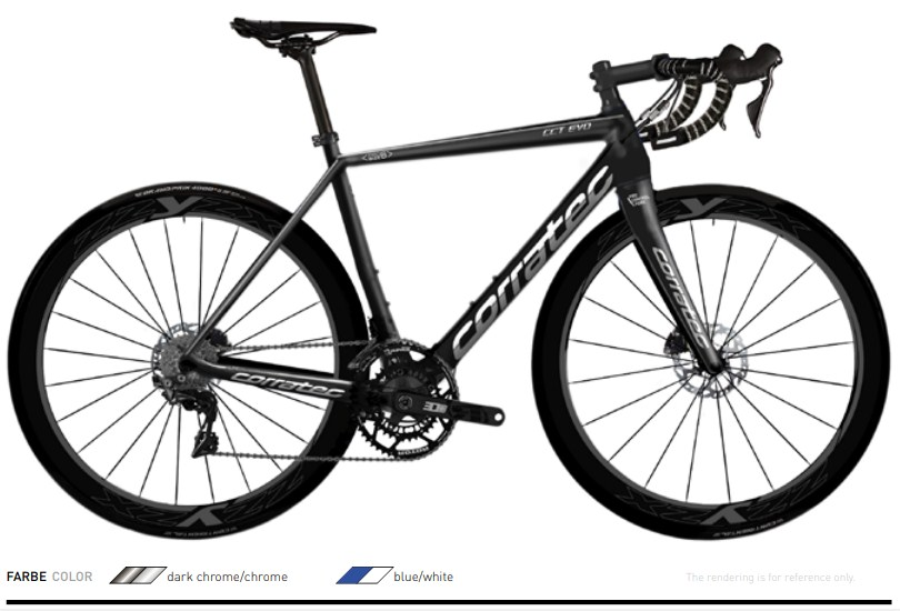 Corratec EVO Race Disc 2020