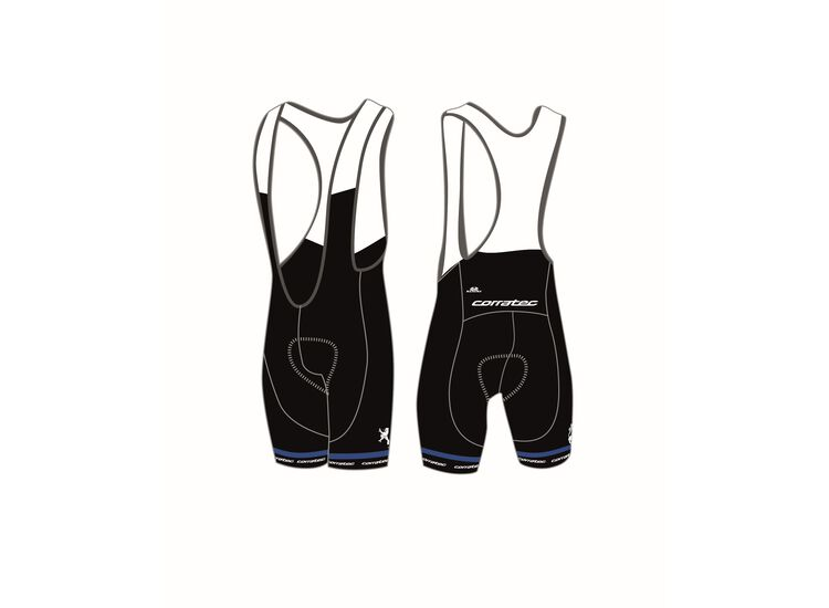 Corratec World Team Line Bibshort