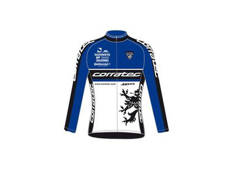 Corratec World Team Line Longsleeve Jersey