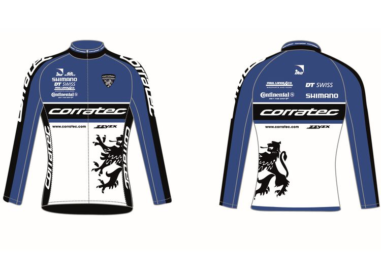 Corratec World Team Line Winter Jacket