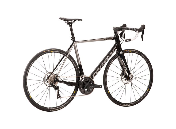 Corratec CCT Team PRO DISC 2020 58 black/silver